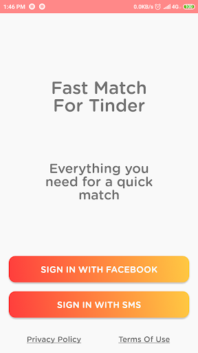 Fast Match For Tinder  Screenshots 4
