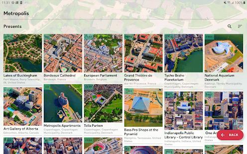 Metropolis 3D City Live Wallpaper [FREE]