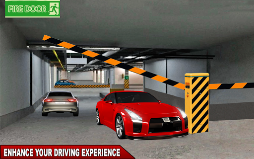 hard car parking: modern car parking games screenshot 1