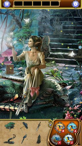 Hidden Object Elven Forest - Search & Find  screenshots 14
