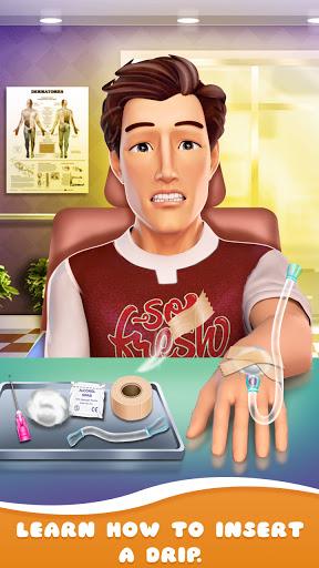 ER Injection Doctor Hospital : Free Doctor Games APK MOD (Astuce) screenshots 2