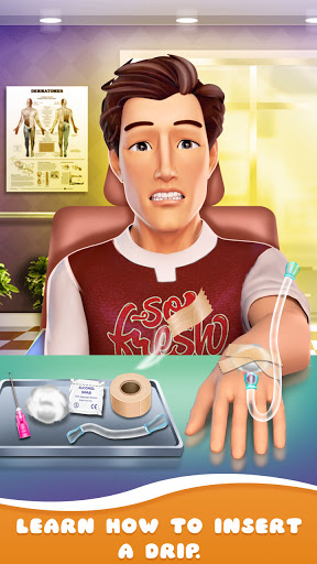 ER Injection Doctor Hospital : Free Doctor Games 1.2 screenshots 2