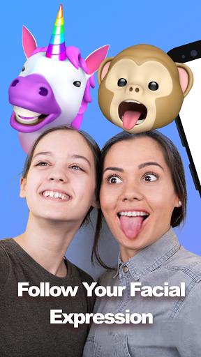 Livemoji- Animoji Cam & AR Emoji Face app 1.0.3 screenshots 2