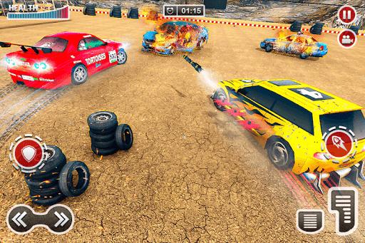 Derby Demolition Car Destruction Crash Racing 3D  Screenshots 14