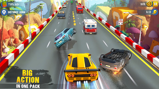 Télécharger Mini Car Race Legends - 3d Racing Car Games 2020 APK MOD (Astuce) screenshots 3