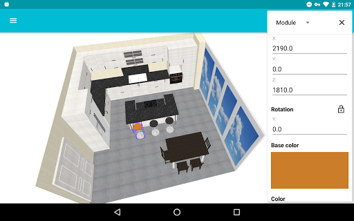 Kitchen Planner 3D 1.12.0 Screenshots 4