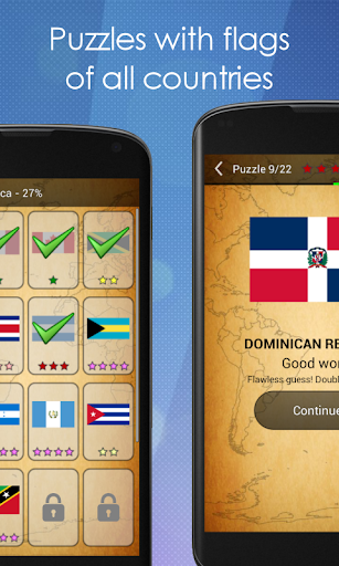 Picture Quiz: Country Flags 2.6.7g screenshots 13