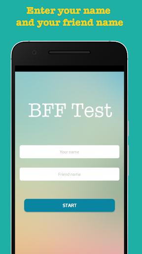bff friendship test screenshot 1
