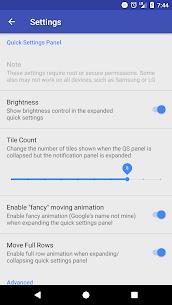 Custom Quick Settings (PRO) 2.1.2 Apk 5