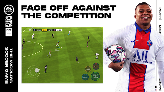 FIFA Mobile APK Download For Android 5