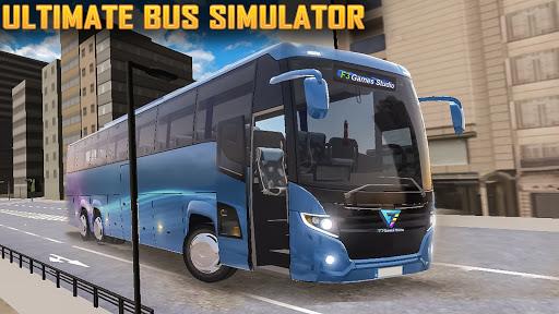 Bus Simulator: City Coach Bus driving - Bus Game screenshots 5