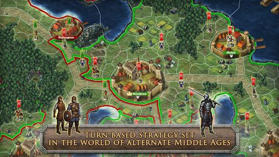 Strategy & Tactics: Medieval Civilization games 1.1.0 screenshots 1