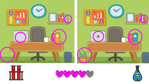 Super Find Difference Game - Spot the Difference 1.2.22 screenshots 8