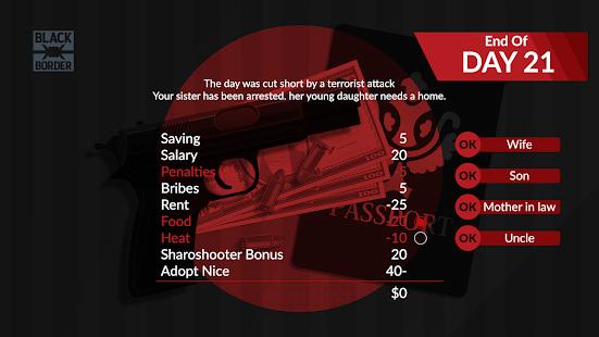 Black Border (Demo): Border Patrol Simulator Game 1.0.65 screenshots 5