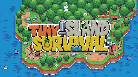 Tiny Island Survival Mod Apk 1.0.13 (A Lot of Gold Coins) 6