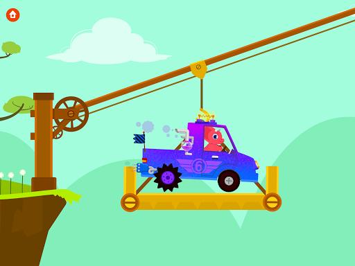 Dinosaur Car - Truck Games for kids 1.1.3 screenshots 14