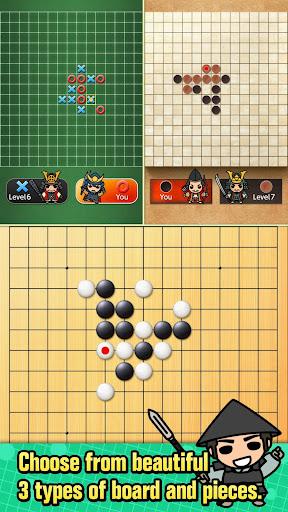 The Gomoku (Renju and Gomoku) 2.0.5 screenshots 4