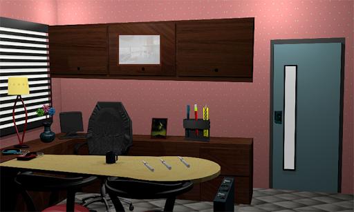 3D Escape Games-Puzzle Office 2 screenshots 5