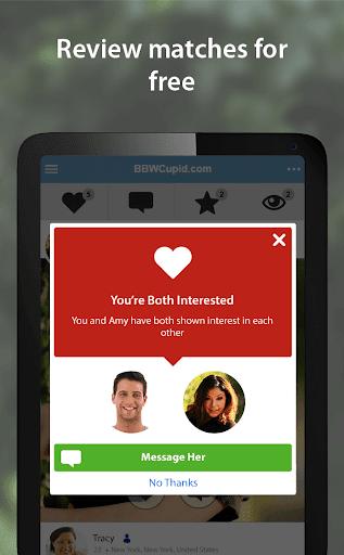 BBWCupid - BBW Dating App 4.0.0.2751 Screenshots 11