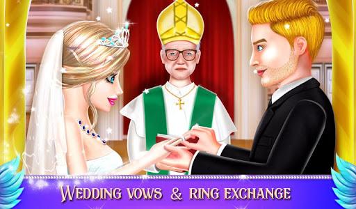princess royal wedding game: love crush game screenshot 1