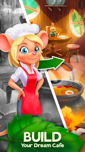 Merge Inn - Tasty Match Puzzle Game  screenshots 1