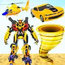 Robot tornado transform Shooting games 2020