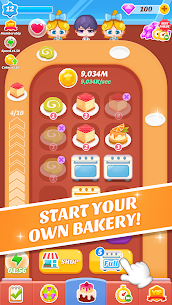 Merge Desserts – Idle Game 1.3 MOD + APK + DATA Download 1