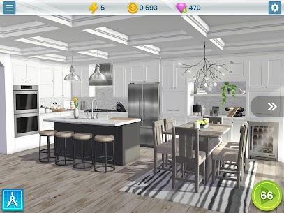 Property Brothers Home Design APK MOD HACK (Dinero Ilimitado) 2