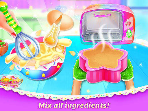 Ice Cream Cake Maker: Dessert Chef  Screenshots 7