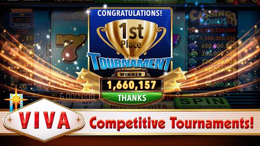 Viva Slots Vegasu2122 Free Slot Jackpot Casino Games apkslow screenshots 5