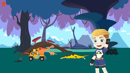 Dinosaur Guard 2 - Dinosaur World Rescue Games