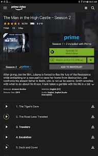 Amazon Prime Video MOD APK 3.0.302.6557 (Free Subscription) 6