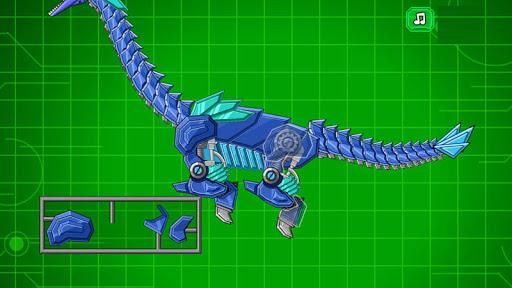 Robot Tanystropheus Toy War apklade screenshots 1
