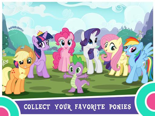 MY LITTLE PONY: Magic Princess 6.7.0j screenshots 13