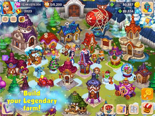 Royal Farm: Farming game with Adventures 1.44.0 screenshots 14