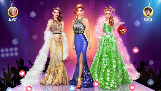Fashion Games – Dress up Games, Stylist Girl Games 6