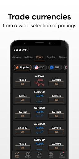 Trading app by Capital.com apktram screenshots 3
