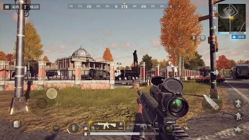 PUBG: NEW STATE modavailable screenshots 4