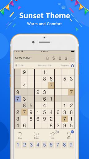 Sudoku - Classic free puzzle game 1.9.2 screenshots 6