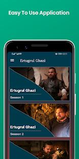 Ertugrul Ghazi in Urdu 🥇 Screenshot
