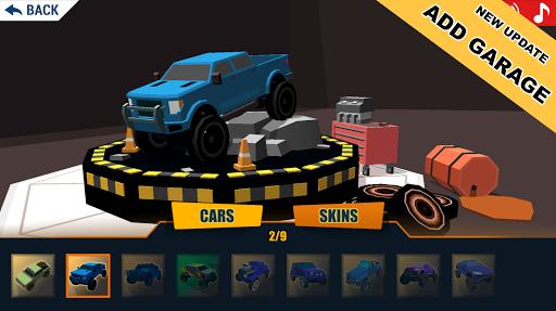 Skill Test - Extreme Stunts Racing Game 2020  screenshots 1