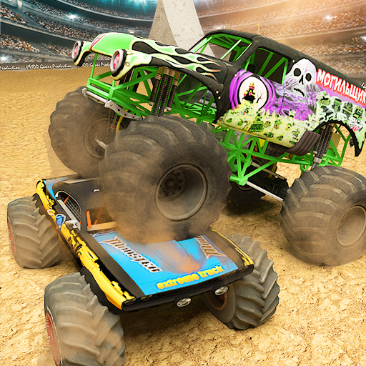 Monster Truck Demolition Derby: Stunts Game 2021