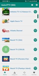 Insta IPTV MOD APK (Premium) 2