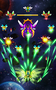 Space Invasion: Alien Shooter War MOD APK (Unlimited Everything) 5