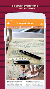 Young Authors Amino  For Pc, Windows 10/8/7 And Mac – Free Download (2020) 2