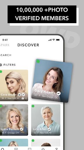 Cougar Dating App: Seeking Mature Older Women Milf apktram screenshots 2