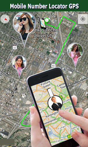 Mobile Number Location GPS 1.0 APK screenshots 1