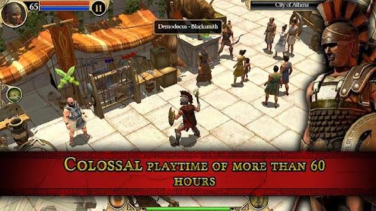 Titan Quest MOD (Unlimited Money/Points/Skills) 3