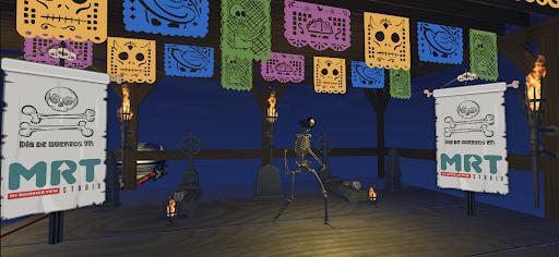 Dia de Muertos VR screenshot 2