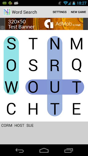 Word Search Puzzle 3.9 screenshots 5